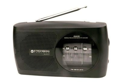 Radio-Portatil-Fm-am-Stromberg-Carlson-Ra-2010