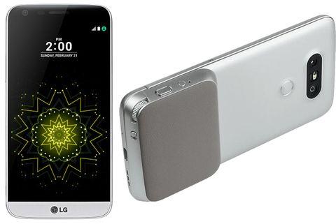 CELULAR-SMARTPHONE-LG-G5-Silver-H850AR-LIBERADO-con-LG-CAM-PLUS-de-regalo
