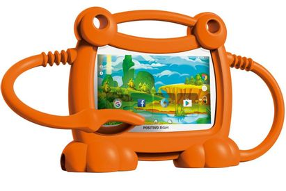 TABLET-BGH-710-KIDS-NARANJA