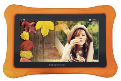 Tablet-PCBOX-T715-KIDS-NARANJA-7--QUADCORE-1GHZ-1GB-8G