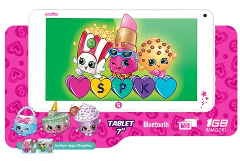 Tablet-LEVEL-UP---Shopkins-7-pulgadas