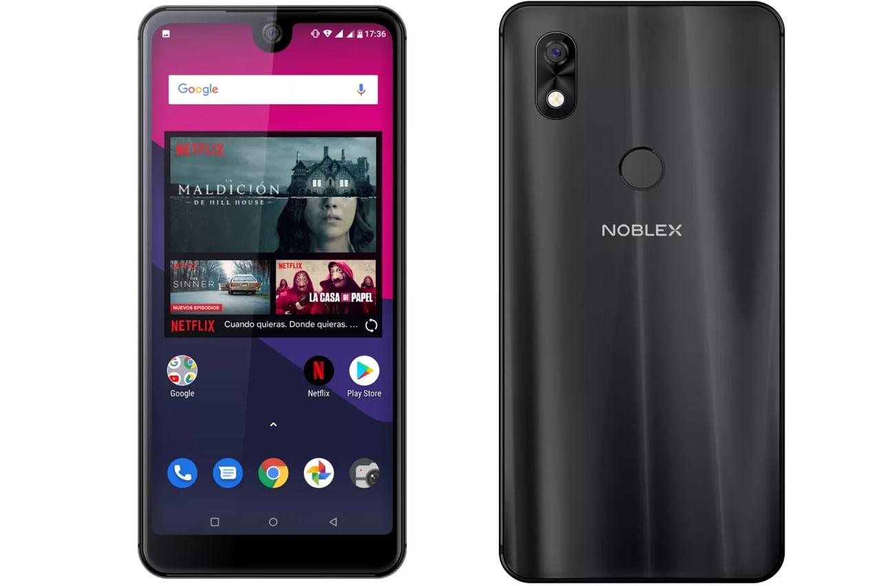 b76e24fa90e Celular Libre Noblex You 6'' Hd+ 4g Dual Sim N6014dbou - pardohogar