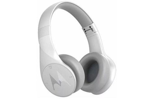 Motorola-Pulse-Escape-Wireless-Over-ear-Headphones---White