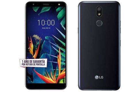 Celular-Lg-K40-57-2-Gb-Ips-32-Gb-Flash-Frontal-Android-Oreo