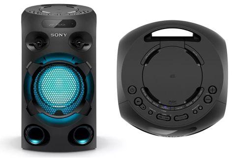 Parlante-Bluetooth-Sony-Mhc-v02-Equipo-De-Musica-Torre-De-Sonido-Cd