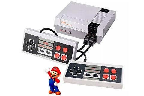 Consola-Family-Retro-Level-Up-Nes-Hd-Tv-500-Juegos-Incluidos