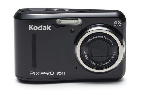 Kodak-PIXPRO-FZ43-BK-Compact-Camera-Camara-compacta-1615-MP-1-2.3--CCD-4608-x-3456-Pixeles-Negro