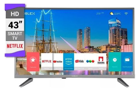 Smart-Tv-Led-43-Pulg-Full-Hd-Noblex-Dj43x5100-Hdmi-Tda-Wifi