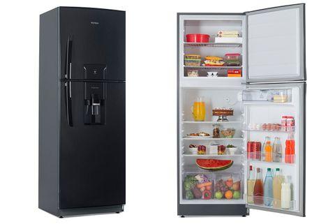 Heladera-con-extra-freezer-cycle-defrost-388-L-Black-Steel-Patrick---HPK151M11N