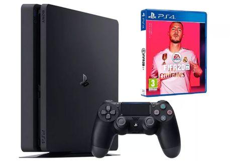 Consola-Ps4-Slim-1tb---Fifa-20-Fisico