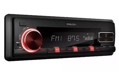 Philco-Csp810bt-Estereo-Usb-Mp3-Radio-Bluetooth-50w-Sd-Card