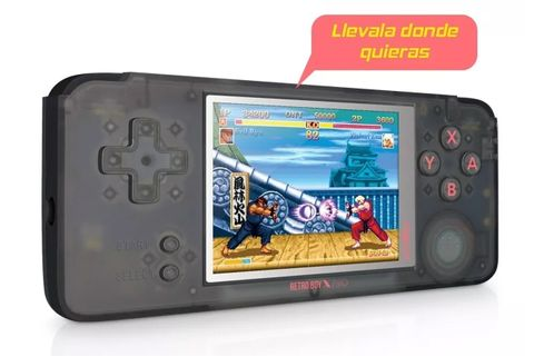 Consola-Retroboy-X-Pro-2450-Juegos-Emulador-Multiconsola