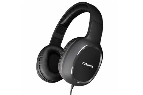 -Fry-s-Electronics-|-Toshiba-RZE-D160HK-Slick-Series-Wired-Over-Ear-Headphones-Series-RZE-D160HK-Black