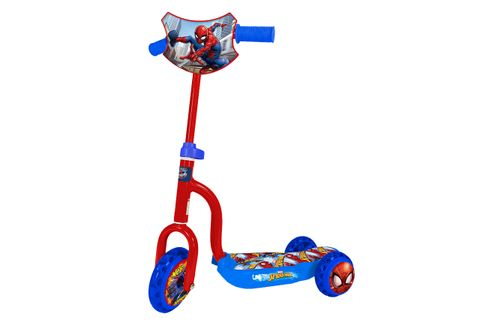 SCOOTER-3-RUEDAS-ART.-336000-331300-SPIDERMAN-UNIBIKE-SA
