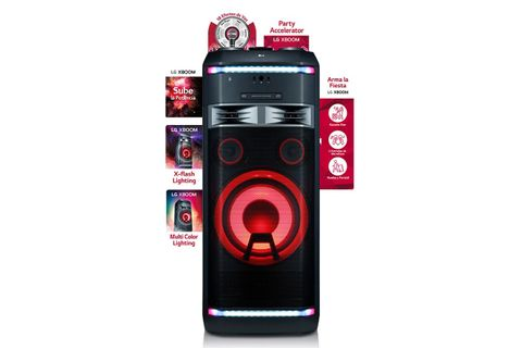 One-Body-Minicomponente-Torre-Lg-Ok99-Xboom-1800w-Rms
